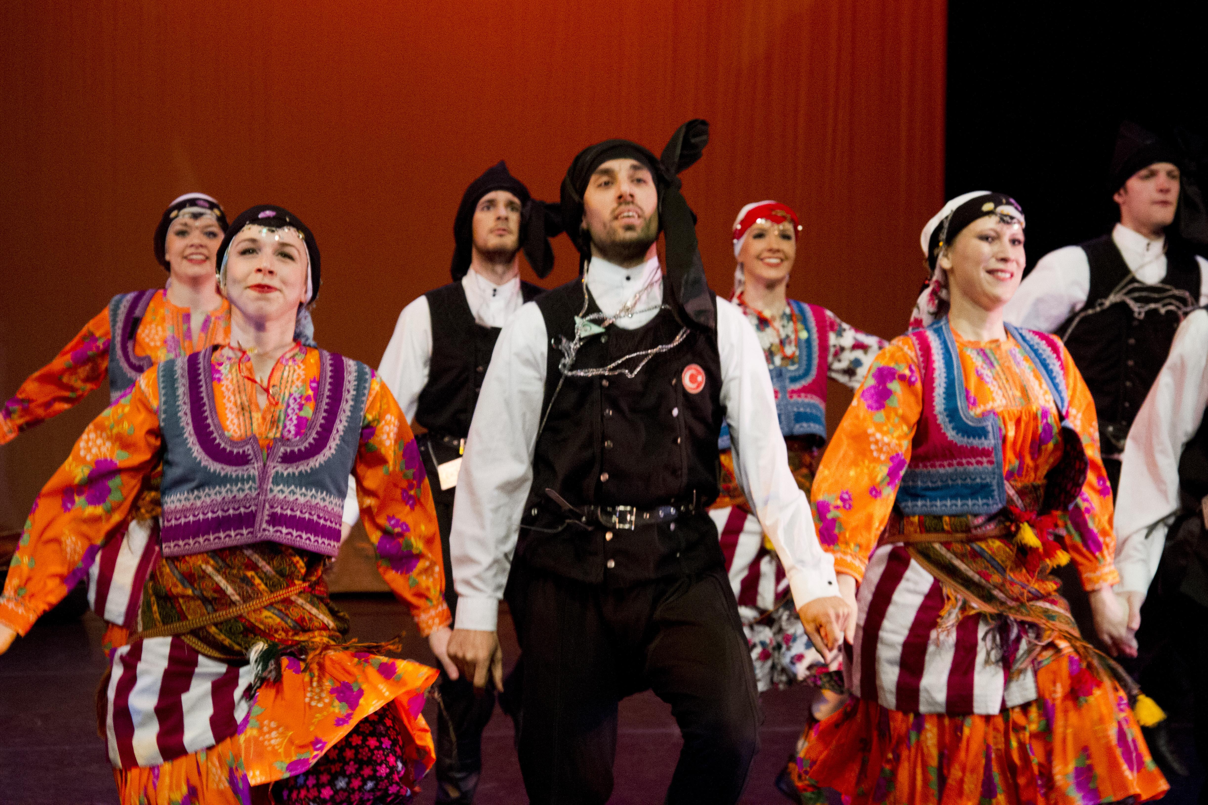 Turkish-Dutch project | DANCE GROUP PALOINA - AMSTERDAM